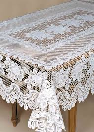 lace tablecloths from heritage