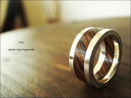 silver wood rings images Auc refalt rakuten global market huu h yu yu wood ring jpg