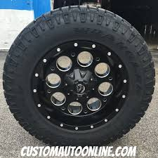 Goodyear Wrangler Off Road Tires Custom Automotive Packages Off Road Packages 18x9 Fuel