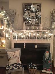 Winter White Christmas Decorations by Fantastic Finds Winter Wonderland Happily Ever After Etc