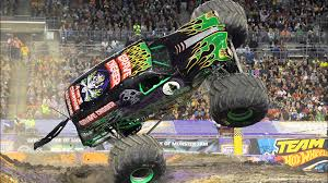 grave digger 30th anniversary monster truck john zimmer driver of the grave digger monster truck youtube