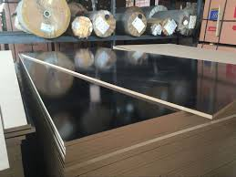 12mm 15mm 18mm melamine faced mdf furniture melamine mdf board