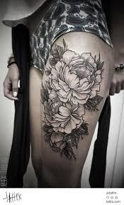 131 best floral tattoos images on pinterest floral tattoos