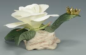 Diana Princess Of Wales Rose by Lot 761 Boehm Princess Diana Rose