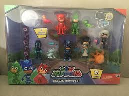 pj masks deluxe figures review twin mummy daddy