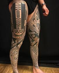 tribal tattoos a voyage through space and