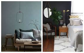 dark walls how to style dark walls in your home rose and grey