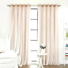 Nursery Pink Curtains Nursery Blackout Curtains Brokenshaker