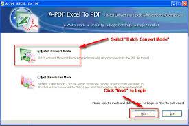 Pdf Converter Microsoft Excel 2007 To Pdf Converter Free Downloads A Pdf