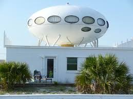 Gulf Breeze Florida Map by Futuro House Aka Ufo House Gulf Breeze Florida Usa Strange