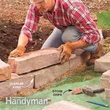 Rock Borders For Gardens The Best Garden Edging Tips The Family Handyman