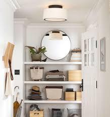 1 bushel steele canvas basket wood storage lights and laundry