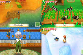 new harvest moon game story of seasons coming to 3ds this winter