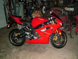 triumph daytona 675 anybody own one