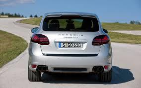 Porsche Cayenne 16 - porsche cayenne gts technical details history photos on better