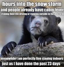 Storm Meme - my thoughts when watching the news during this snow storm meme guy