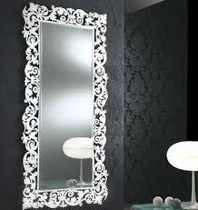decorative wall mirrors for bathrooms diy bathroom decor on a