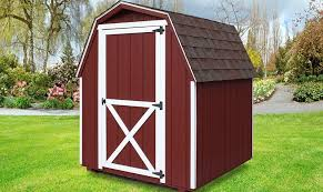 The Barn Yard Sheds Barn Storage Sheds Best In Backyards