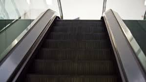 electric escalator stock footage video shutterstock