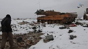 Kurds Discovered An Isis Tank And Did Something Awesome To by Turkey U0027s Phony War And Partnership With Isis Report