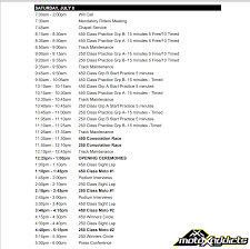 ama motocross schedule motoxaddicts 2017 southwick national