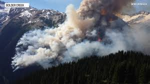 Wildfire Bc Interactive Map by The Air Up There Whistler Choking On Smoke As Wildfires Rage