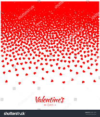 wedding backdrop design vector abstract small hearts gradient background stock vector