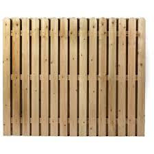 independent fencing heavy square lattice trellis panel 1200 x