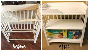 What To Do With Changing Table After Baby Baby Armul Nursery Tour Best Nest