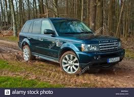 range rover diesel engine range rover 2007 model with tdv 8 diesel engine on a dirt road in