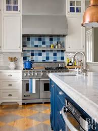 kitchen floor ideas with cabinets painted floor ideas for the kitchen