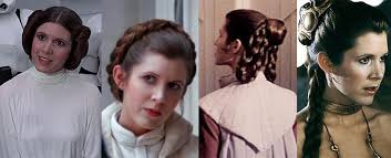 star wars hair styles sorry princess leia the new star wars hairdo to copy the new daily
