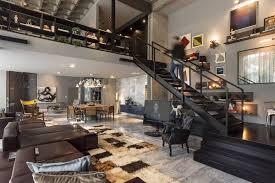 urban loft plans contemporary dining rooms ideas modern interior design loft