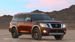 nissan armada 2017 for sale 13 years in the making nissan finally brings a new armada