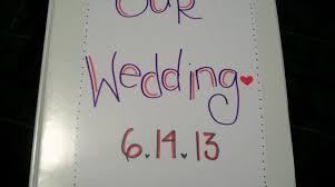 wedding organizer binder 18 spectacular wedding organizer binder diy wedding 27978