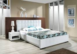 bedroom horrible white faux leather bedroom set prodigious white