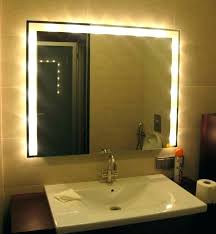 battery operated mirror lights the battery vanity lights battery operated vanity lights mirror in