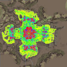Heat Maps Are The Ree Any Heat Maps For Planet Side 2 Ps4planetside2