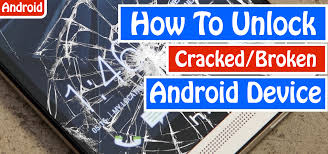 how to on android phone without the phone how to unlock android phone if it gets locked due to any possible