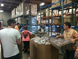 thanksgiving food bank volunteer feeding families with st mary u0027s food bank pac wordwide