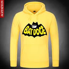 Hoodie Meme - bat doge meme funny hoodies sweatshirts coat hoody cool design