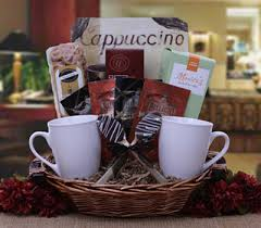 coffee gift basket ideas gift baskets for my romeo gift shop