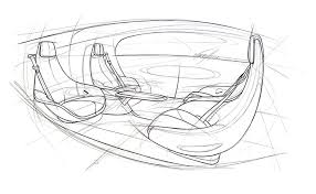 Car Interior Blueprints The Daily Conversation Future Of Driverless Cars Kurzweilai