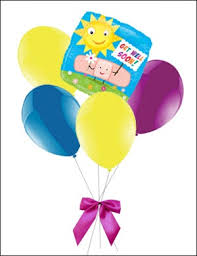 get well soon balloons delivery 174 best balloons delivery images on balloon bouquet