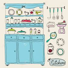 Kitchen Design Elements Kitchen Set In Vector Design Elements Kitchen Cabinet Kitchen