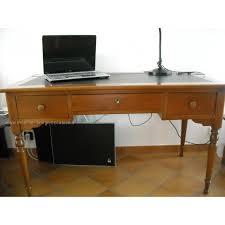bureau en merisier bureau merisier