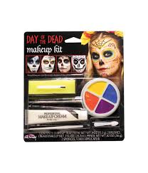 day of the dead makeup kit mugeek vidalondon