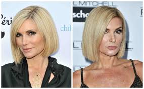 yolanda foster bob haircut 18 flattering bob hairstyles on older women