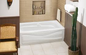 corinthia ii alcove bathtub maax bath inc bathroom