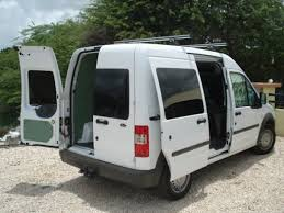 Ford Transit Connect Awning Ford Transit Connect Mini Camper Van Conversion A Great Solution